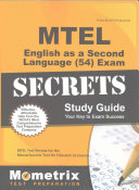 MTEL English As a Second Language  54  Exam Secrets Study Guide