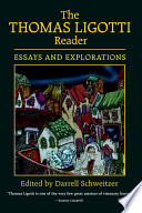 The Thomas Ligotti Reader : dead dreamer