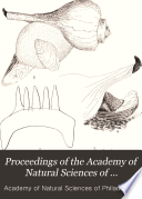 Proceedings of the Academy of Natural Sciences of Philadelphia Book PDF