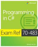 Exam Ref 70 483 Programming in C   MCSD