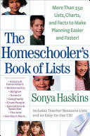 The Homeschooler s Book of Lists