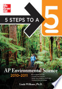 5 Steps to a 5 AP Environmental Science  2010 2011 Edition