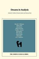 Dreams in Analysis Book PDF