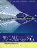 Precalculus  Enhanced WebAssign Edition  Book Only