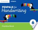 Penpals For Handwriting Year 6 Practice Book