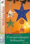 Transparentpapier - Weihnachten