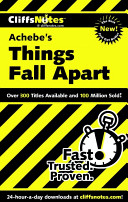 CliffsNotes on Achebe s Things Fall Apart