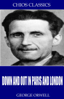 download ebook down and out in paris and london pdf epub