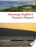 Advantage English 1  Teacher s Manuel