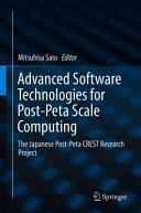 Advanced Software Technologies for Post Peta Scale Computing