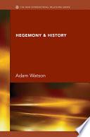 Hegemony   History