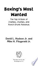 Boxing's Most Wanted Steps Inside The Squared Circle