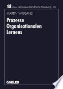 Prozesse Organisationalen Lernens