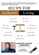 Recipe for Authentic Living