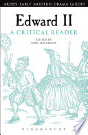 Edward II: A Critical Reader Scholars Alike An Overview Of The