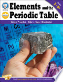 Elements And The Periodic Table Grades 5 8