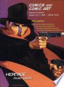 Heritage Comics Dallas Signature Auction Catalog