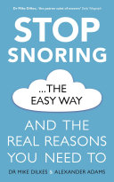 Stop Snoring The Easy Way