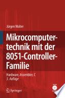 Mikrocomputertechnik Mit Der 8051 Controller Familie
