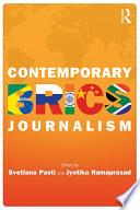 Contemporary BRICS Journalism