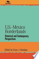 U S Mexico Borderlands