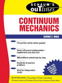 Schaum s Outline of Continuum Mechanics
