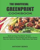 The Unofficial Greenprint Cookbook