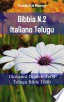 Bibbia N 2 Italiano Telugu
