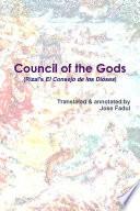 el consejo de los dioses by jose rizal