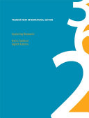 Exploring Research  Pearson New International Edition