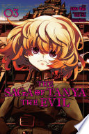 The Saga Of Tanya The Evil Vol 3 Manga