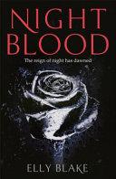 Nightblood The Frostblood Saga Book Three