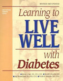 Learning To Live Well With Diabetes