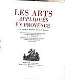 Les arts appliqués en Provence