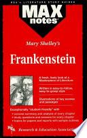 Frankenstein  MAXNotes Literature Guides