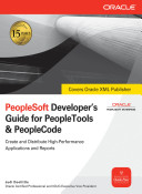 Peoplesoft Developer S Guide For Peopletools Peoplecode