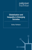 Globalization and Inequality in Emerging Societies