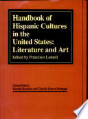 Handbook Of Hispanic Culture Literature