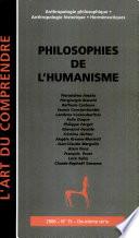 Philosophies de l humanisme