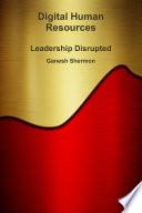 Digital Human Resources   Leadership Disrupted