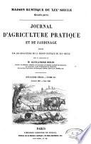 Journal d'agriculture pratique et de jardinage