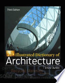 Illustrated Dictionary of Architecture  Third Edition