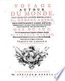 Voyage autour du monde ... Orné de cartes & de figures ... Traduit de Anglois by E. de Joncourt