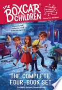 The Boxcar Children Interactive Mysteries 4-Book Set