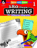 180 Days of Writing for First Grade  Practice  Assess  Diagnose