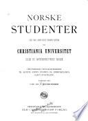Norske studenter