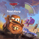 Cars 2 Read Along Storybook and CD