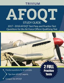 AFOQT Study Guide 2017 2018
