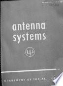 Antenna Systems Book PDF