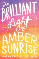 download ebook the brilliant light of amber sunrise pdf epub